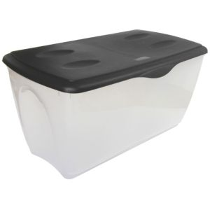 View B&Q 90 L Plastic Storage Box details