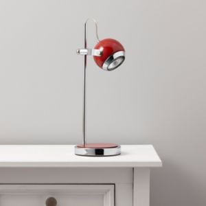 View Iggy Red Task Lamp details