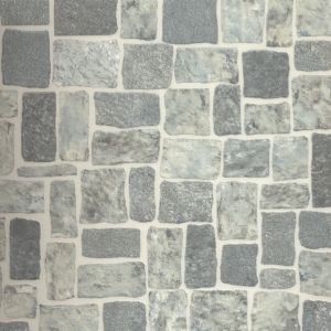 View Colours Sula Grey Mosaic Effect Self Adhesive Vinyl Tile Pack 0.6 m² details