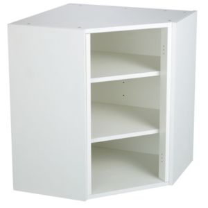 View Cooke & Lewis White Wall Unit Carcass (W)625mm details