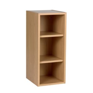 View IT Kitchens Chestnut Effect Wall Unit Carcass (W)300mm details