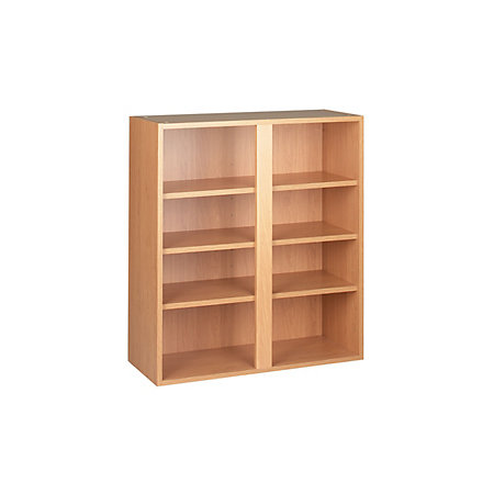 cooke lewis oak effect tall wall unit carcass w 900mm