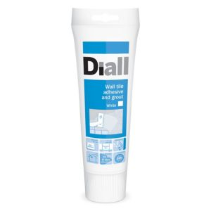 View Diall White Ready Mixed Wall Tile Adhesive & Grout 300 G details