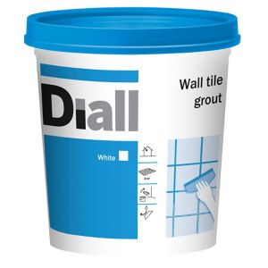 View Diall White Ready Mixed Wall Tile Grout 1L details