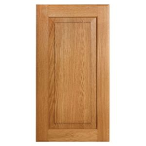 View Cooke & Lewis Solid Oak Classic 625mm Tall Corner Door, PACK DD1, Set of 2 details