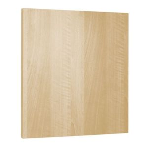 View Cooke & Lewis Contemporary Oak Effect Bridging Cabinet Door (H)440 mm (W)396 mm details