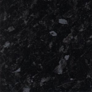 View 38mm B&Q Ebony Granite Laminate Square Edge Kitchen Breakfront Worktop details