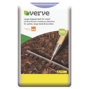 View Verve Large Bark Chipping 100L Bulk Bag details