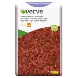 View Verve Bark Chipping 100L Bulk Bag details