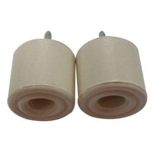 View B&Q Rubber Door Stop, Pack of 2 details