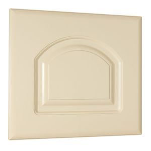 View Cooke & Lewis Traditional Cream Bridging Cabinet Door (H)440 mm (W)396 mm details