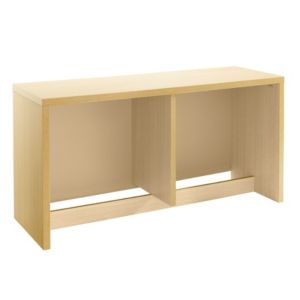 View Cooke & Lewis Oak Effect 3 over 3 Drawer Chest (W)1.424m details