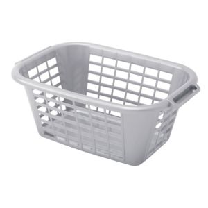 View B&Q Laundry Basket Of 1 details