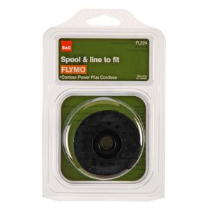 View B&Q Spool & Line To Fit Flymo Models (T)1.5mm details