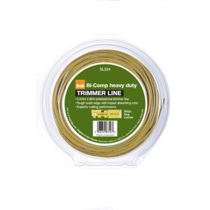 View B&Q Heavy Duty Trimmer Line To Fit Petrol Trimmers (T)2.4mm details