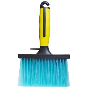 View B&Q Yellow Paint Brush (W)130mm details