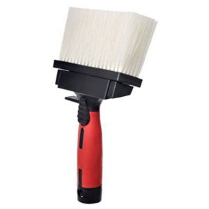 View B&Q Straight Cut 130mm Masonry Angle Brush details