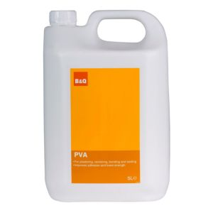 View B&Q Blue, Green & White PVA 5L details