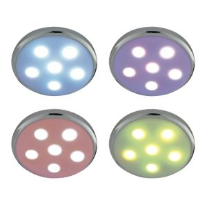 View B&Q Select Plugin LED Cabinet Light Kit 0.15W, Pack of 4 details