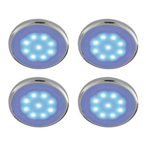 View B&Q Select Plugin LED Cabinet Light Kit 0.05W, Pack of 4 details
