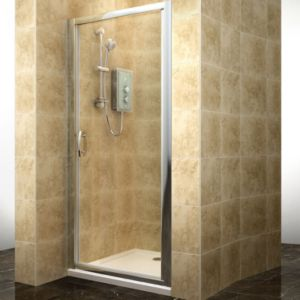 View Cooke & Lewis Deluvio Square Shower Enclosure (W)900mm details
