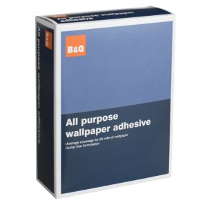 View B&Q All Purpose Wallpaper Adhesive details