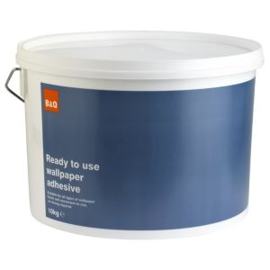 View B&Q Wallpaper Adhesive 10kg details