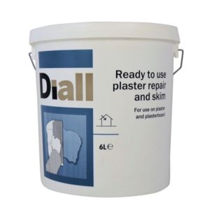 View B&Q Interior Plaster Repair 6L details