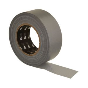 View B&Q Silver Cloth Gaffer Tape (L)50m details