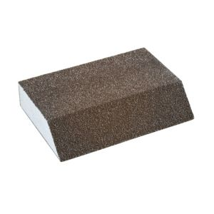 View Diall Large Angled Sanding Sponge Medium/Coarse details