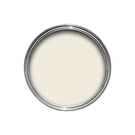 Colours one coat interior exterior antique white satin wood metal paint 750ml rooms diy - Exterior wood and metal paint set ...