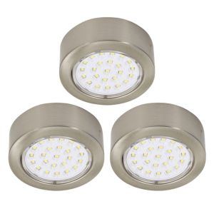 Image of IT Kitchens Mains Powered Cabinet Light Pack of 3