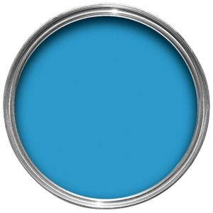 View Colours Midnight Lagoon Blue Metallic Effect Paint 2.5L details