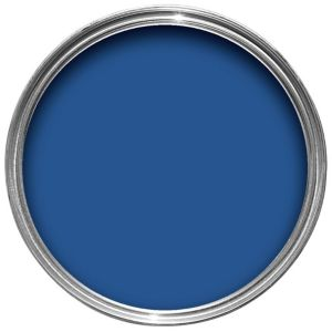 View Colours Deep Blue Matt Chalkboard Paint 500ml details
