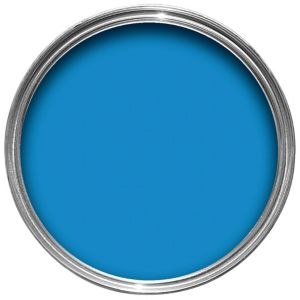 View Colours Dazzler Blue Matt Emulsion Paint 2.5L details