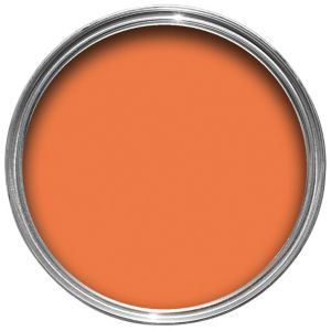 View Colours Funky Colours Fireburst Orange Matt Emulsion Paint 2.5L details