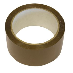 View B&Q Brown Packaging Tape (W)48mm (L)50m details