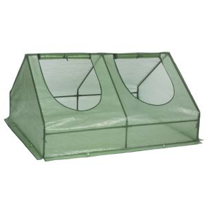 View B&Q Giant Cloche & Cold Frame details