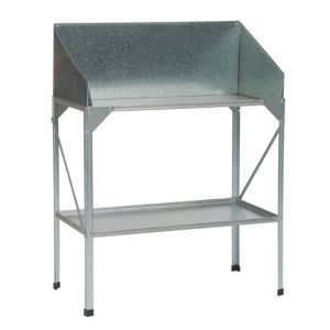 View B&Q Aluminium Potting Bench (W)830mm (D)100mm details