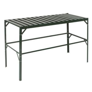 View B&Q Heavy Duty 1 Tier Greenhouse Staging details