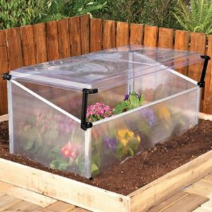 View 6X8 PG Cold Frame & Mini Greenhouse details
