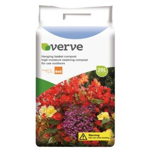View Verve Hanging Basket Compost 20L details