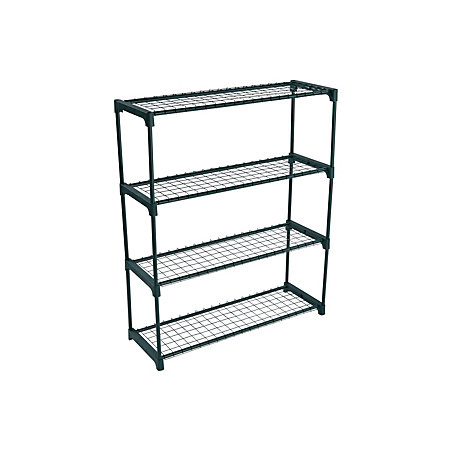 B q greenhouse shelving departments tradepoint for B q bedroom storage
