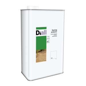 View B&Q Decking Protector 5L details