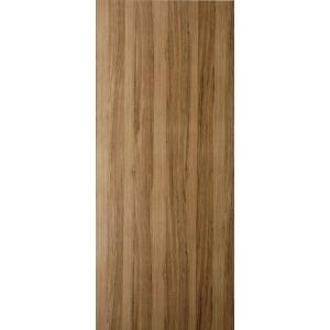 Image of Flush Walnut Veneer Internal Unglazed Door (H)1981mm (W)762mm