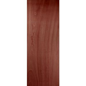 Image of Flush Ply veneer LH & RH Internal Door (H)1981mm (W)762mm