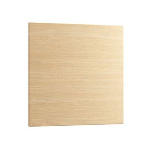 View Cooke & Lewis Contemporary Oak Effect Bridging Cabinet Door (H)440 mm (W)445 mm details