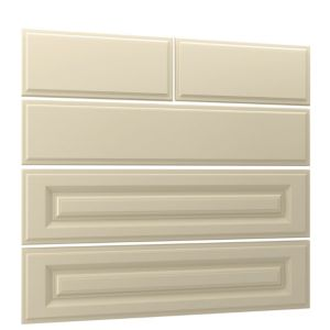 View Cooke & Lewis Traditional Cream 2 over 3 Drawer Chest Front Pack details