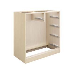 View Cooke & Lewis Maple Effect 2 over 3 Drawer Cabinet details