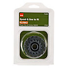 B&Q Spool & Line to Fit Flymo Power Trim & Contour Models (T)2mm